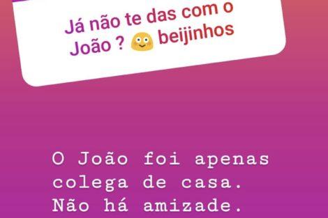 Margarida Menezes Arrasa Gabriela Joao 2 Concorrente Da «Casa Dos Segredos 7» Arrasa Gabriela E João