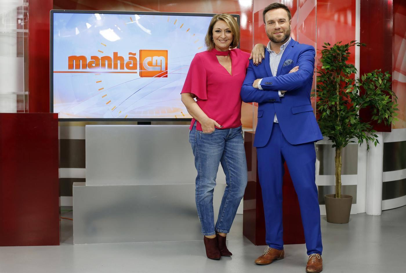 Maya Nuno Eiro Cmtv 'Manhã Cm' Volta A Registar Pico De Audiência. Concorrência Da Sic Foi Derrotada