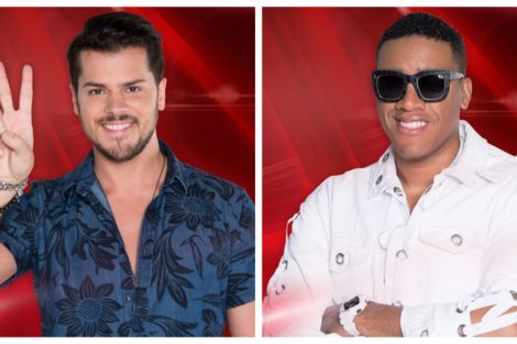 Mickael Carreira Anselmo Ralph The Voice Portugal Mickael Carreira E Anselmo Ralph Quiseram Sair Do «The Voice Portugal»