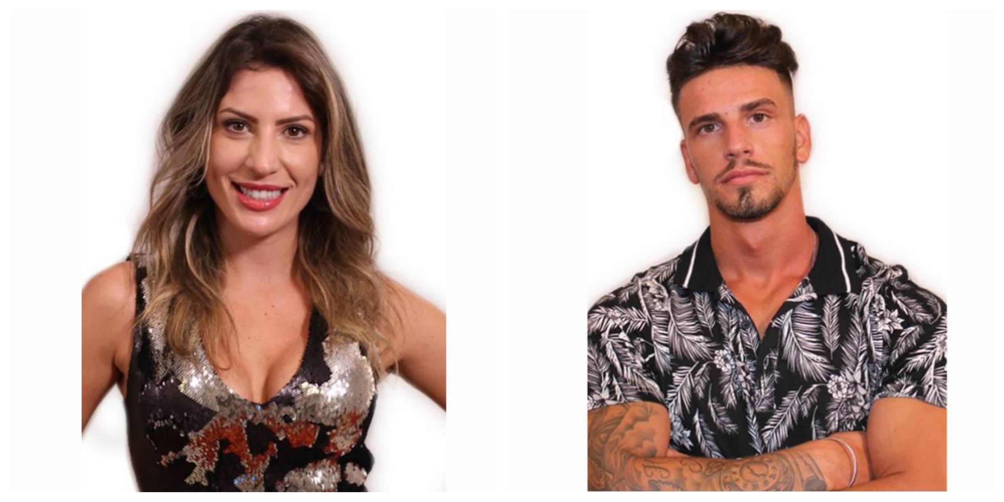 Rebeca Pedro Teixeira Love On Top 7 «Love On Top 7» Recebe Dois Concorrentes Novos