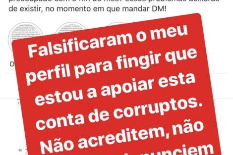 Rita Pereira Esquema Fraudulento 1 Rita Pereira Envolvida Em Esquema Fraudulento. Atriz Denuncia Caso