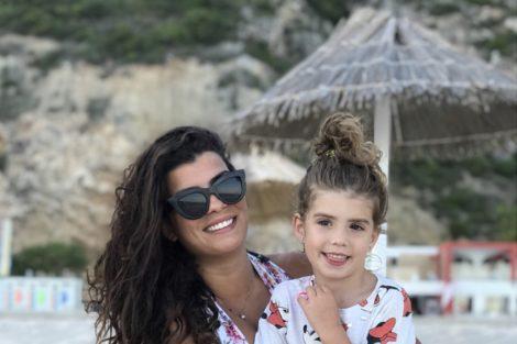 Sofia Sousa Criticada Sofia Sousa Criticada Devido A Atitude Junto Da Filha