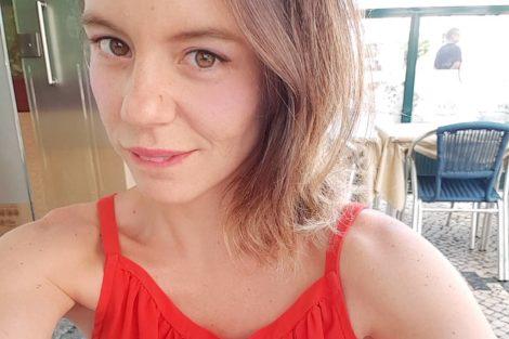 Cecilia Henriques 3 Atriz De «Amor Maior» Quebra O Silêncio Sobre Rumores De Anorexia