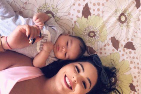 Cynthia Noriega Nuno Filho 2 Meses 2 Cynthia E Nuno Deixam Filho De 2 Meses Para Entrar No Love On Top