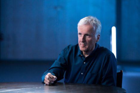 James Cameron James Cameron - A História Da Ficção Científica Estreia No Amc