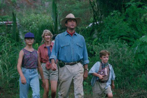 Jurassic Park 1 Fox Movies Dedica Especial A «Parque Jurássico»