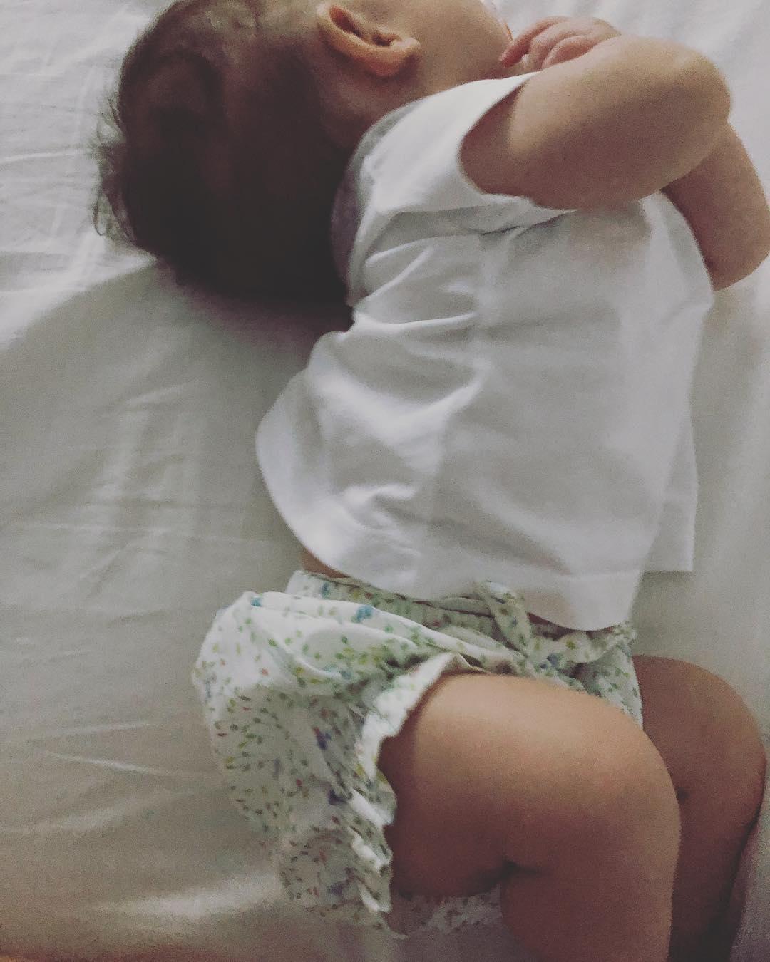 Andreia Rodrigues Alice Andreia Rodrigues Partilha Nova Fotografia Da Bebé
