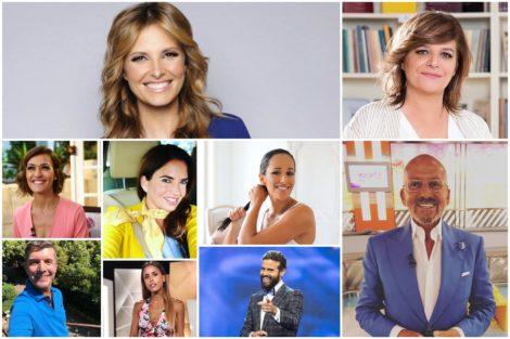 Apresentadores Televisao Bem Mal Pagos 2 Quanto Ganharão As Caras Da Tv Em 2019