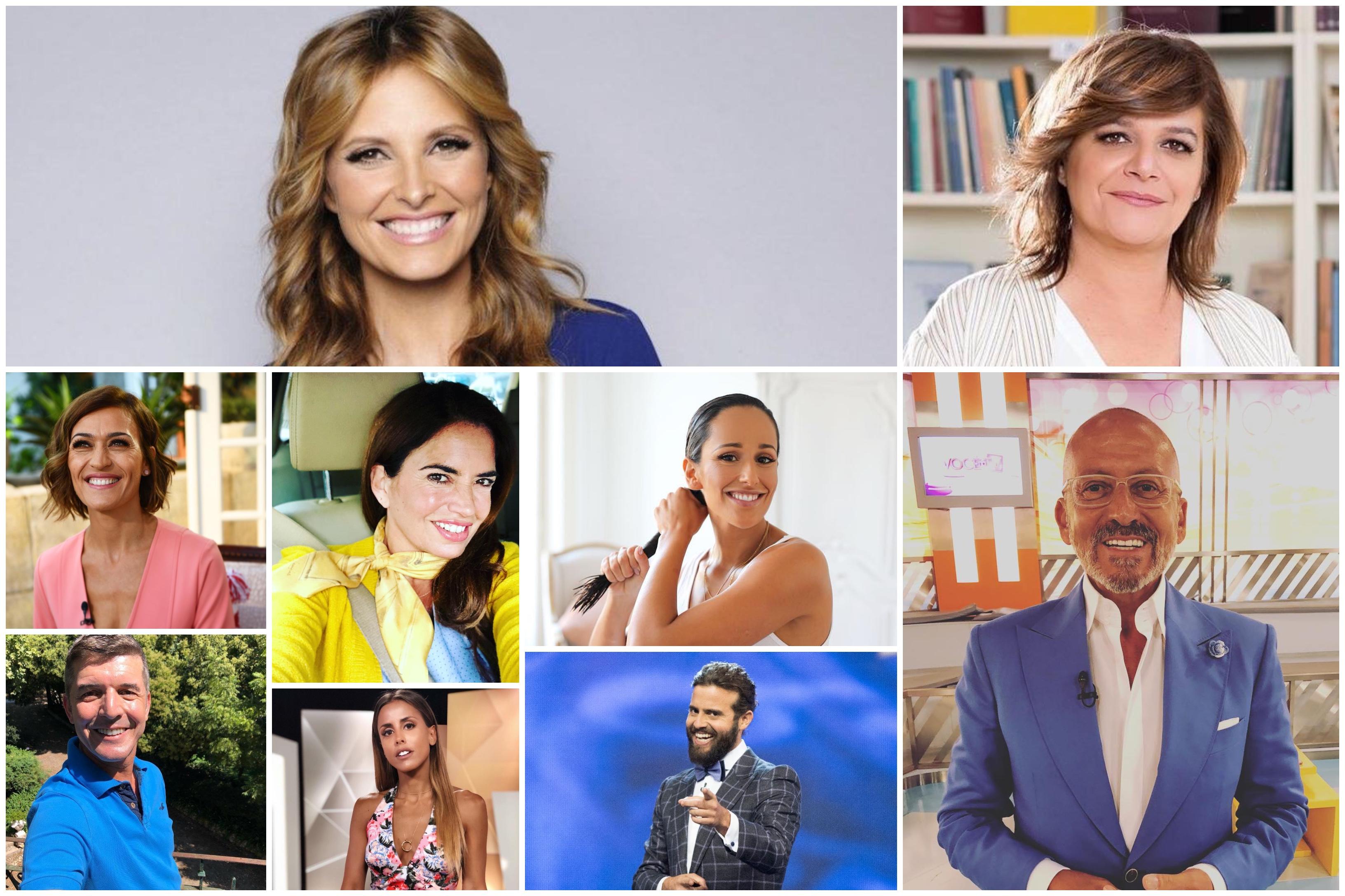 Apresentadores Televisao Bem Mal Pagos 2 A Lista Dos &Quot;Bem E Mal Pagos&Quot; Da Televisão