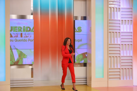Barbara Guimaraes Andreia Rodrigues, Bárbara Guimarães E Luciana Abreu De Regresso À Tv. Veja As Fotos