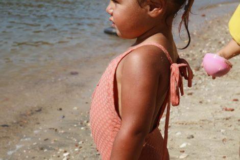 Carolina Patrocinio Goncalo Uva Diana Frederica 3 Carolina Patrocínio Criticada Por Colocar A Filha Em Perigo A Praticar Wakeboard