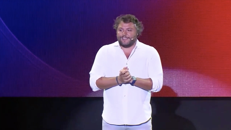Cesar Mourao Piada Cristina Ferreira César Mourão Confirma Que Vai Ser Pai Pela Segunda Vez De Forma Muito Original. Veja A Foto
