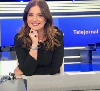 Cristina Esteves Cristina Esteves Esclarece Saída Do «Telejornal» E Desmente Informação