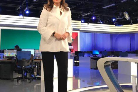 Cristina Esteves Telejornal Cristina Esteves Afastada Do «Telejornal»