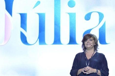 Julia Sic Júlia Pinheiro Nega Que Cristina Ferreira Tenha Ocupado O Seu Cargo Na Sic