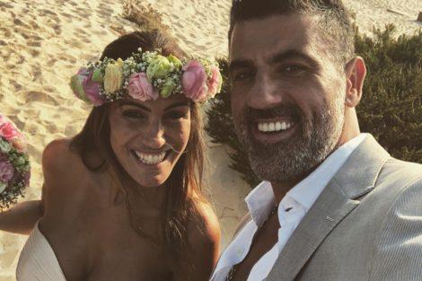 Liliana Aguiar Francisco Nunes Casamento 2 Liliana Aguiar Casou-Se! Veja O Vídeo E As Fotos