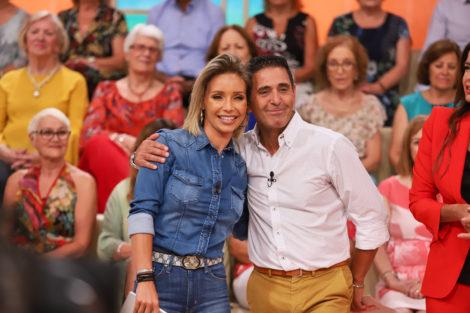 Luciana Abreu Jose Figueiras 3 Andreia Rodrigues, Bárbara Guimarães E Luciana Abreu De Regresso À Tv. Veja As Fotos
