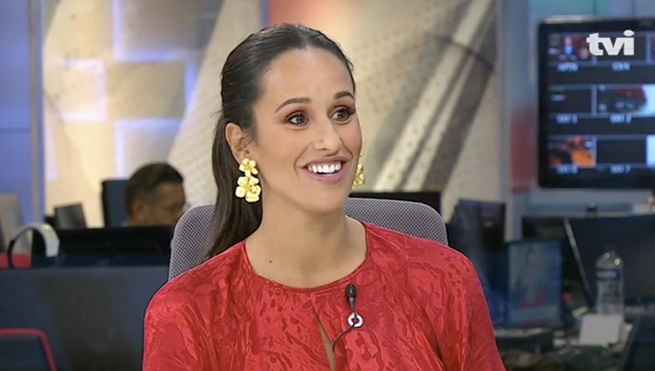 Rita Pereira Jornal Das 8 Rita Pereira Foi Chamada De Emergência À Tvi Para Travar Cristina Na Sic