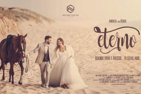 Sergio Rosado Andreia Casamento Eterno Emocionante. Música Que Sérgio Rosado Cantou No Seu Casamento É O Novo Single Dos Anjos
