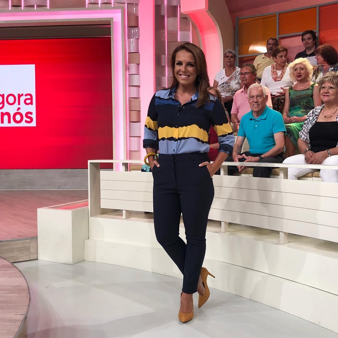 Tania Ribas De Oliveira 3 Tânia Ribas De Oliveira Tem Novos Projetos Na Rtp