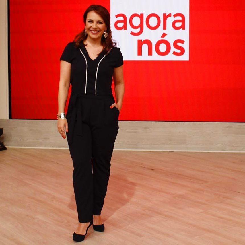 Tania Ribas De Oliveira Agora Nos Rtp Segura Tânia Ribas De Oliveira