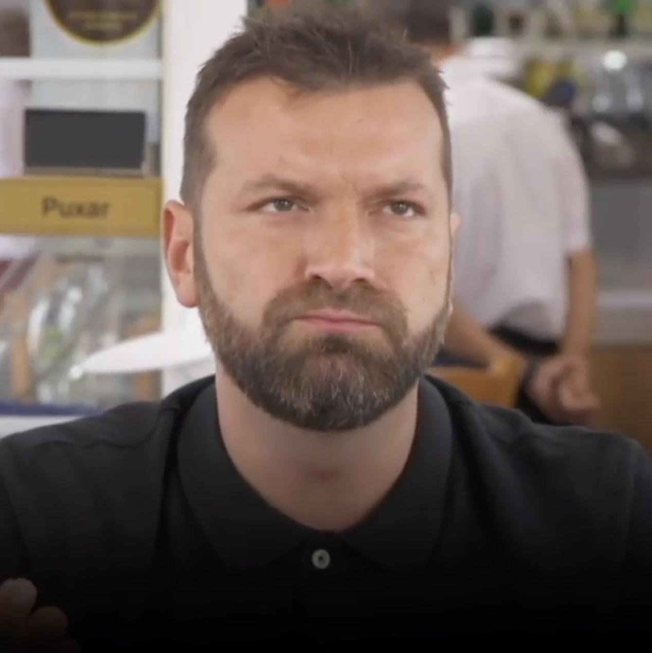 Ljubomir Stanisic Stop Tir Pesadelo Na Cozinha: Empregado Do Stop Tir Fugiu De Ljubomir Stanisic