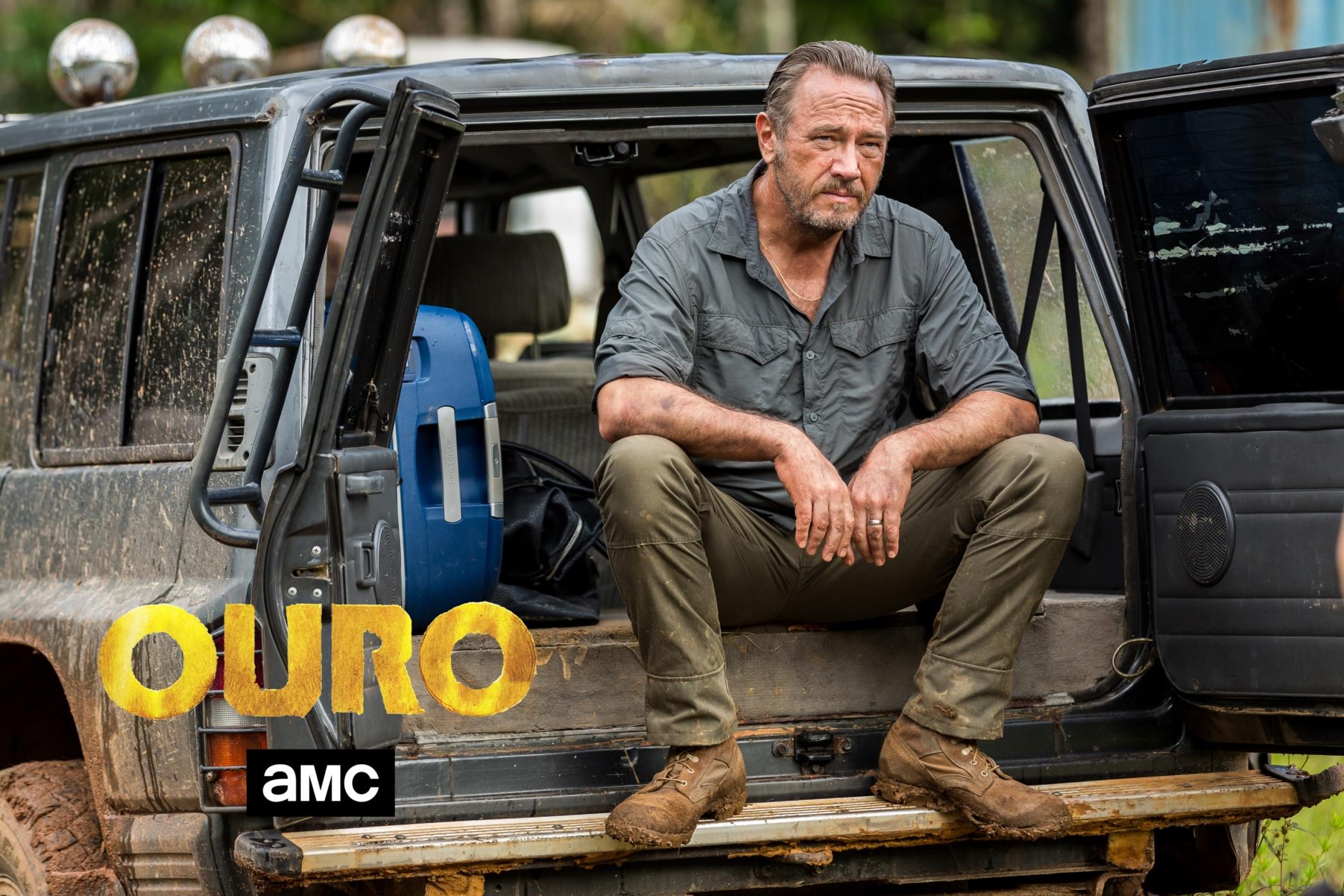 Ouro T2 Amc Amc Estreia Em Exclusivo Segunda Temporada De &Quot;Ouro&Quot;