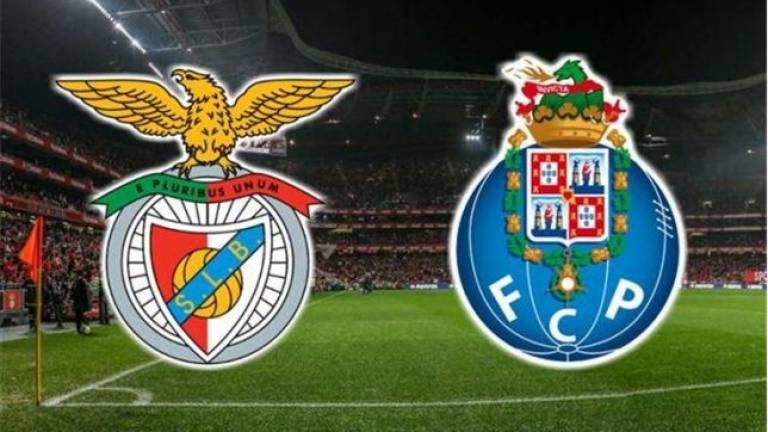 Benfica vs porto direto