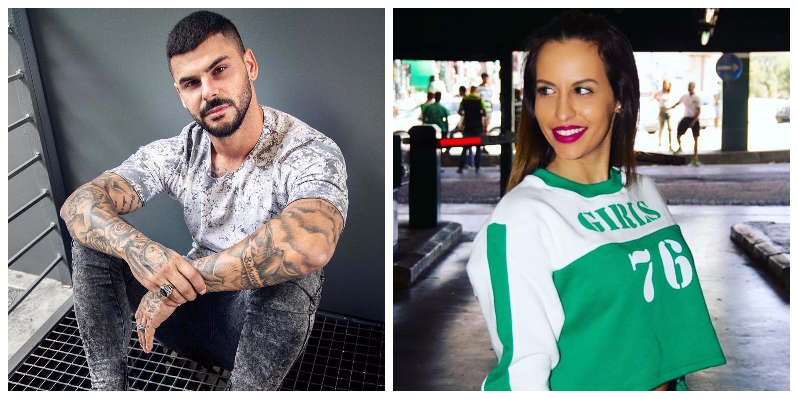 Bruno Marvao Kika Gomes Kika E Marvão Dão Beijo Apaixonado