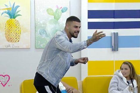 Bruno Marvao Love On Top Hilariante: Bruno Marvão Goza Com Enzo
