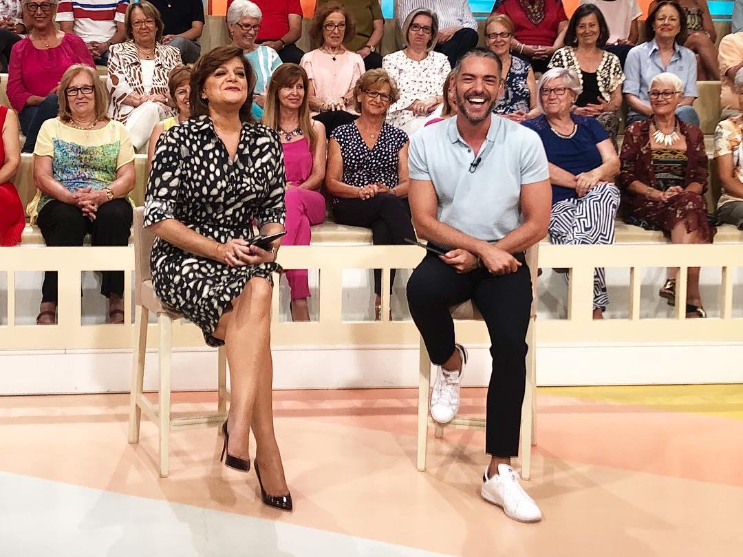 Claudio Ramos Julia Pinheiro 2 Cláudio Ramos Rendido A Júlia Pinheiro