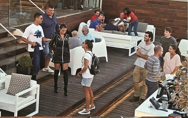 Cristiano Ronaldo Georgina Rodriguez Lisboa Após Acusações De Violação, Cristiano Ronaldo Viaja Para Portugal. Veja As Fotos E Vídeo