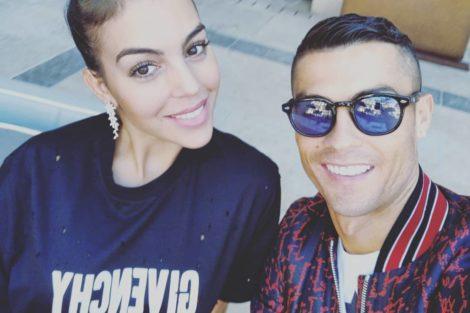 Cristiano Ronaldo Georgina Rodriguez Momentos Georgina Rodríguez Anuncia: &Quot;Tenho Uma Boa Notícia&Quot;