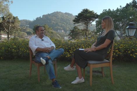 Fernando Mendes Silvia Alberto Sílvia Alberto Entrevista Fernando Mendes