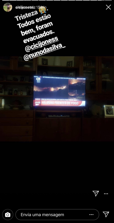 Incendio Sintra Casa Love On Top 2 Incêndio De Sintra Perto Da Casa Do «Love On Top». Concorrentes Foram Evacuados