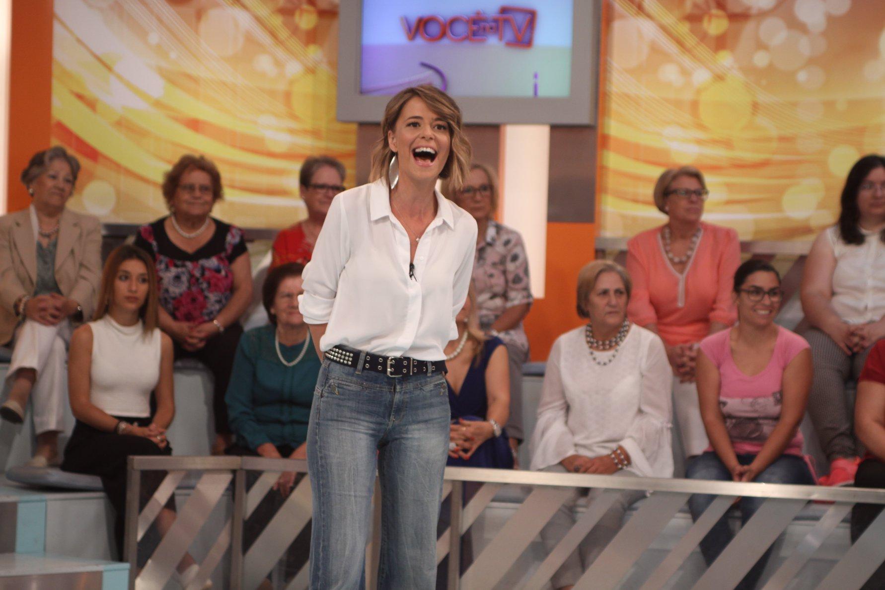 Leonor Poeiras Voce Na Tv 1 Leonor Poeiras Estreia-Se No «Você Na Tv» E É Criticada