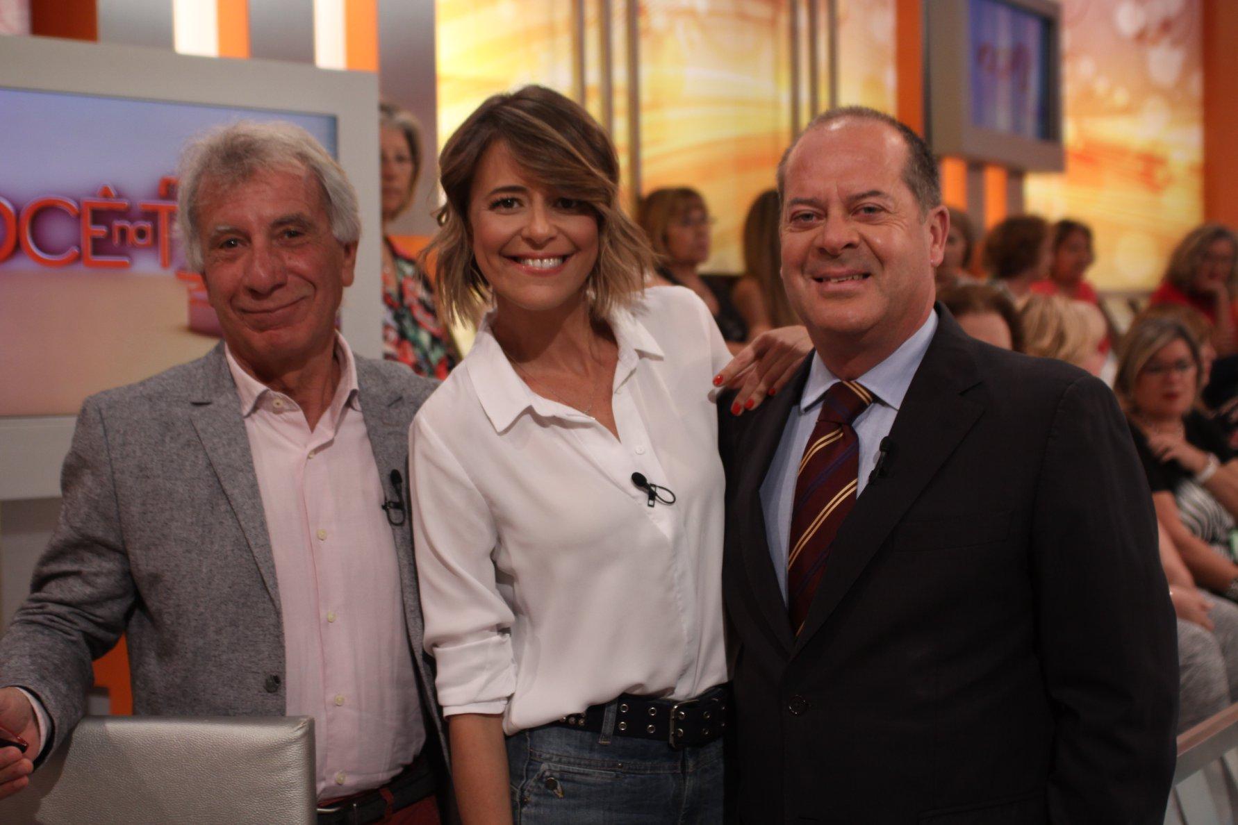 Leonor Poeiras Voce Na Tv 2 Leonor Poeiras Estreia-Se No «Você Na Tv» E É Criticada