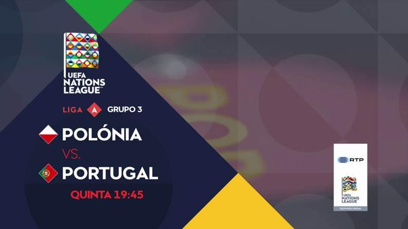 Liga Das Nacoes Polonia Portugal Liga Das Nações. Polónia Vs Portugal Em Direto Na Rtp1