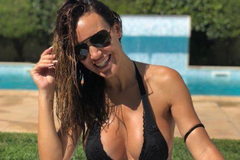 Liliana Aguiar 2 Oficial: Liliana Aguiar Está Grávida De Um Menino E Revela Nome