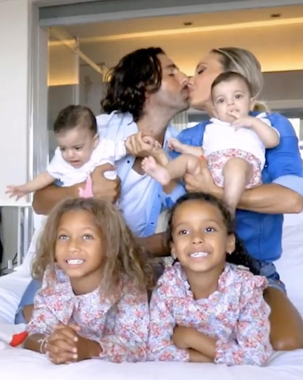 Luciana Abreu Amoor Valentine 1 Luciana Abreu E Marido Separados