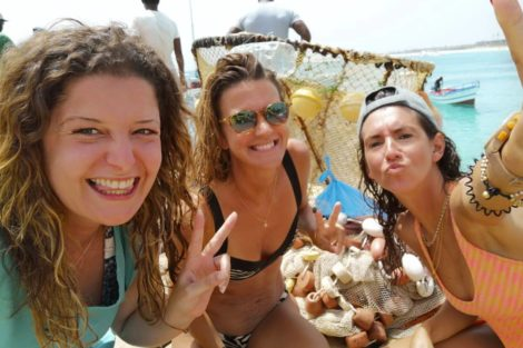 Maria Botelho Moniz Ferias Cabo Verde 7 Maria Botelho Moniz Sofre Intoxicação Alimentar Durante As Férias