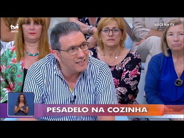Miquipal Jose Beites Voce Na Tv Pesadelo Na Cozinha: Dono Do Miquipal Não Aceita Alterações De Ljubomir E Volta Atrás Com Tudo