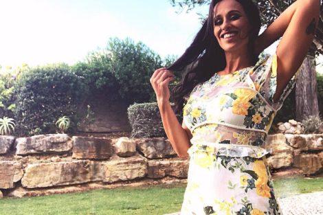Rita Pereira Serenata Rita Pereira Recebeu Uma Serenata... E Não Foi Do Namorado