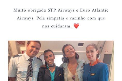 Sofia Ribeiro Ferias 20 Sofia Ribeiro Apaixonada! Partilha Nova Foto Do Namorado