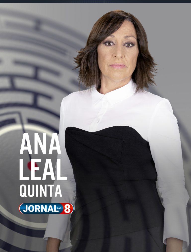 Ana Leal Debate Na Tvi24 Sobre Reportagem De Ana Leal É Abandonado Por Dois Convidados