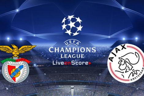 Benfica Vs Ajax Live Stream Uefa Champions League 20182019 Benfica X Ajax Em Direto Na Eleven Sports E Tvi