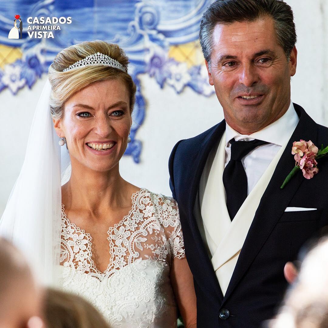 Casados A Primeira Vista Francisco Lidia Casados À Primeira Vista: Francisco Apanha Lídia A Mentir