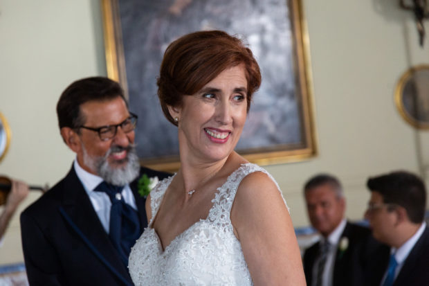 Casados A Primeira Vista Graca Jose Luis Casados À Primeira Vista: Graça Angustiada Com Estado De Saúde Da Mãe