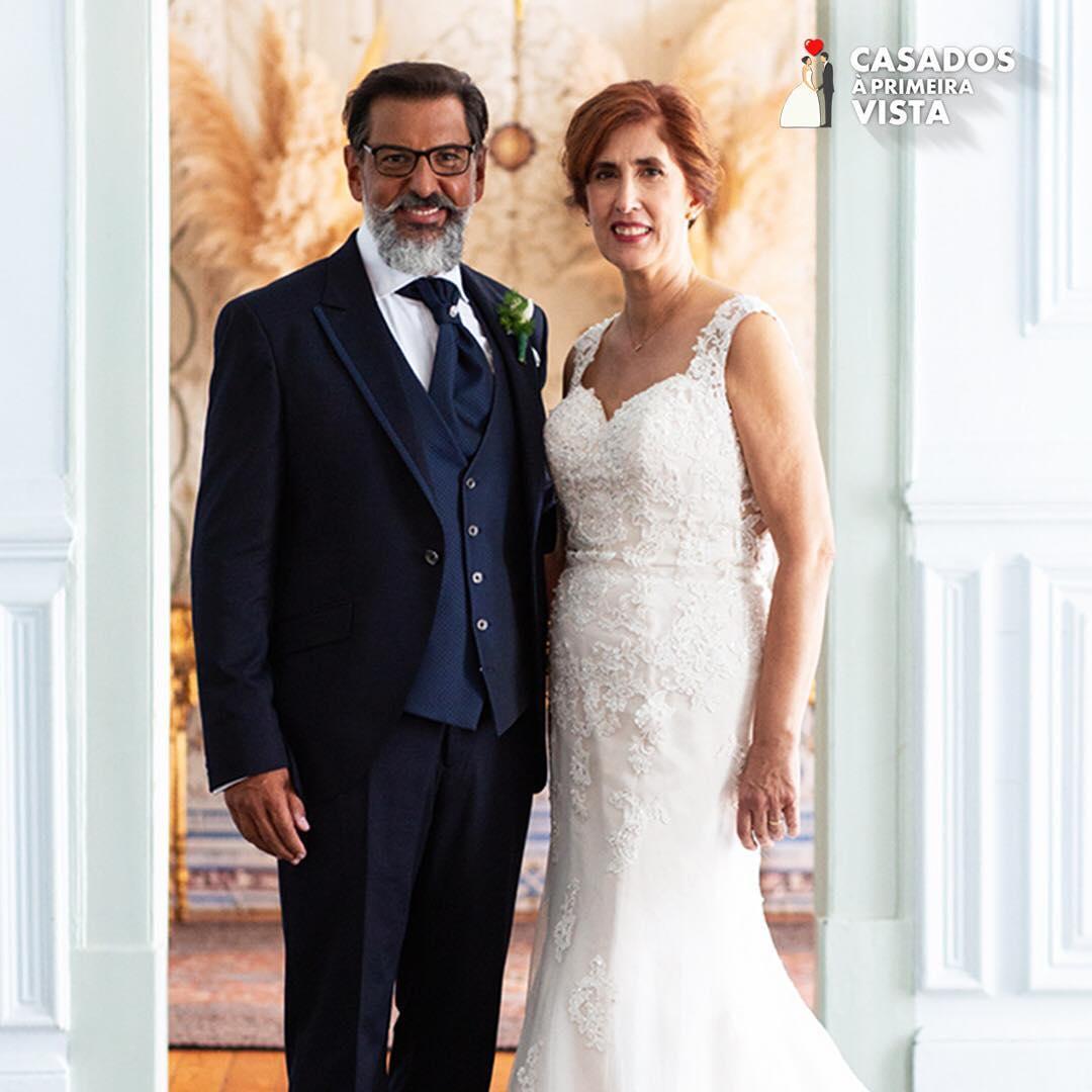 Casados A Primeira Vista Graca Luis Casados À Primeira Vista: Especialistas Elogiam Exemplo De Graça E José Luís
