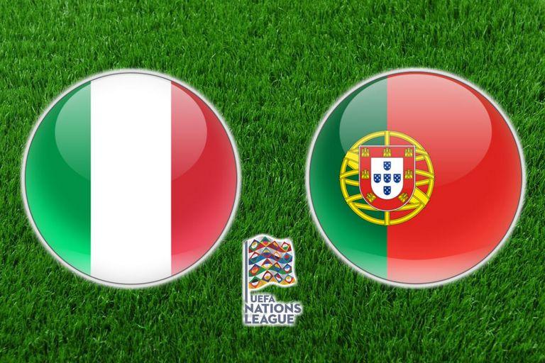 Itala Portugal Liga Das Nações: Itália X Portugal Em Direto Na Rtp